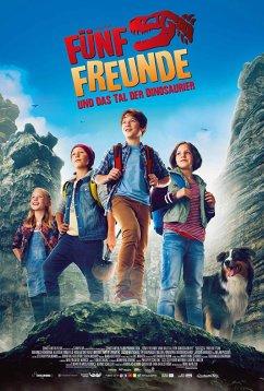 Пятеро друзей и долина динозавров (2017)