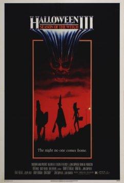 Хэллоуин 3: Сезон ведьм (1982)
